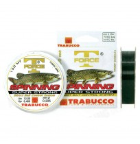 Trabucco T-Force Spinning Pike Serisi 150m Monofilament Misina