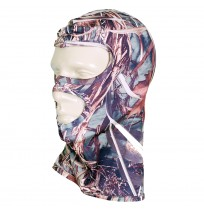 Remixon Sazlık Desenli Streç Maske