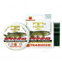 Trabucco T-Force Spinning Pike Serisi 150m Monofilament Misina