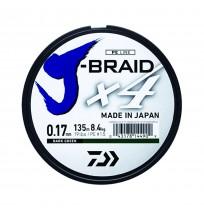 Daiwa JBraid 4B Koyu Yeşil 135m İp Misina