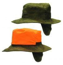 Remixon Hat Çift Taraflı Fötr Şapka